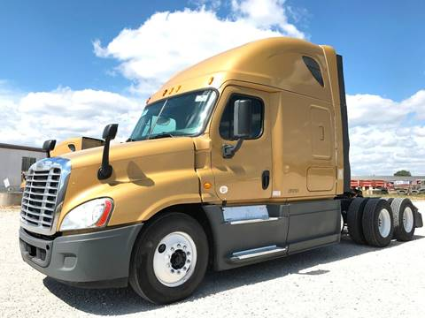 2014 Freightliner Cascadia for sale in Indianapolis, IN