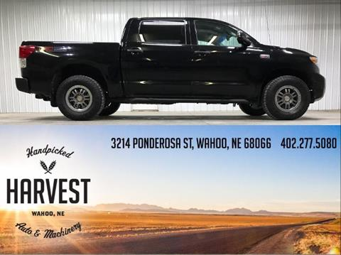 2011 Toyota Tundra for sale in Wahoo, NE