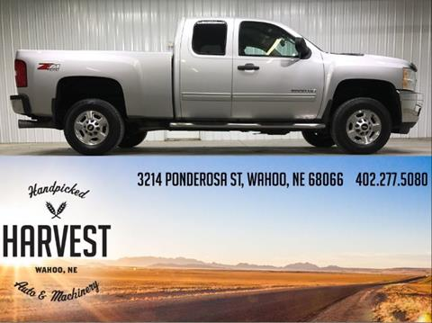 2011 Chevrolet Silverado 2500HD for sale in Wahoo, NE
