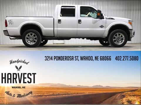 2011 Ford F-250 Super Duty for sale in Wahoo, NE