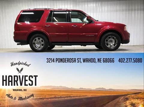 2006 Lincoln Navigator for sale in Wahoo, NE