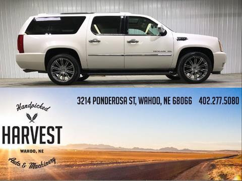 2010 Cadillac Escalade ESV for sale in Wahoo, NE