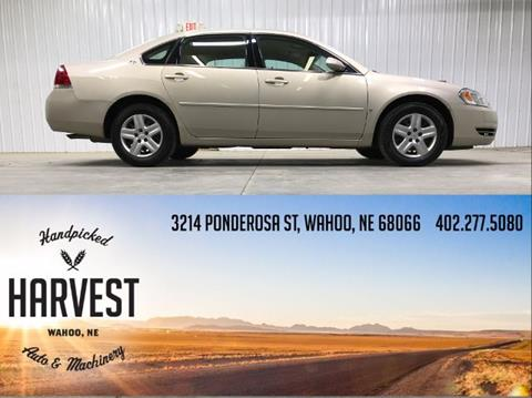 2008 Chevrolet Impala for sale in Wahoo, NE
