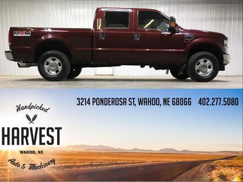2010 Ford F-250 Super Duty for sale in Wahoo, NE