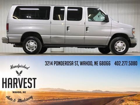 2009 Ford E-Series Wagon for sale in Wahoo, NE