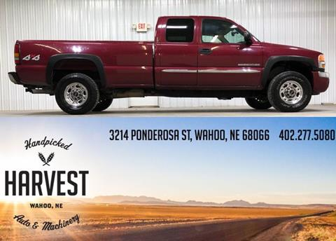 2004 GMC Sierra 2500HD for sale in Wahoo, NE