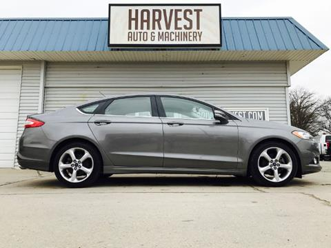 2014 Ford Fusion for sale in Wahoo, NE