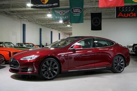 Tesla Model S For Sale Carsforsalecom - 2012 tesla model s