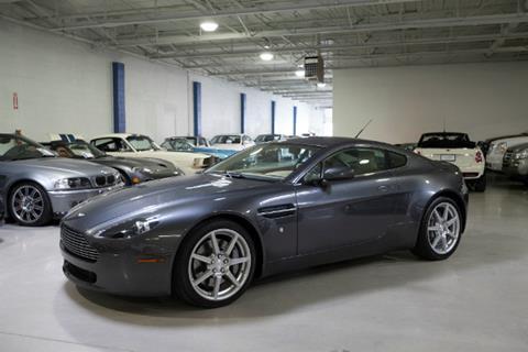 Aston Martin V Vantage For Sale In Maryland Carsforsalecom - 2007 aston martin vantage