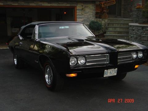 1968 Pontiac Le Mans for sale in Cockeysville, MD