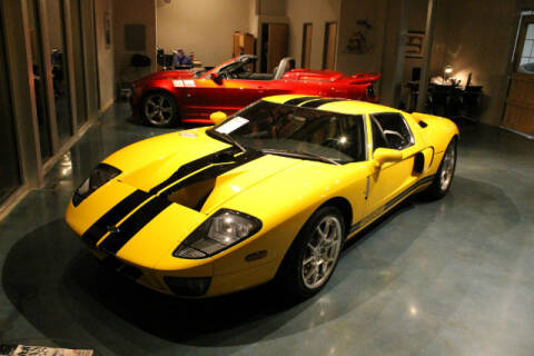 2006 Ford GT for sale at Euro Star Auto Gallery in Cockeysville MD