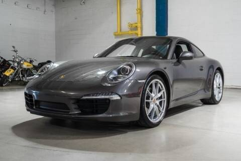 2013 Porsche 911 Carrera for sale at Euro Star Auto Gallery in Cockeysville MD