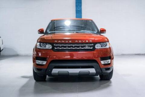 2014 Land Rover Range Rover Sport Supercharged for sale at Euro Star Auto Gallery in Cockeysville MD