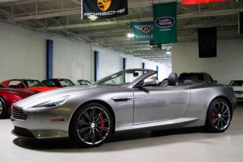 2012 Aston Martin Virage Volante for sale at Euro Star Auto Gallery in Cockeysville MD