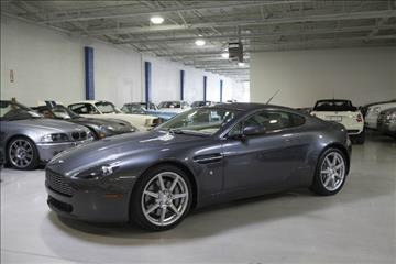 2007 Aston Martin V8 Vantage for sale in Cockeysville, MD