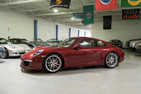 2012 Porsche 911 for sale in Cockeysville, MD