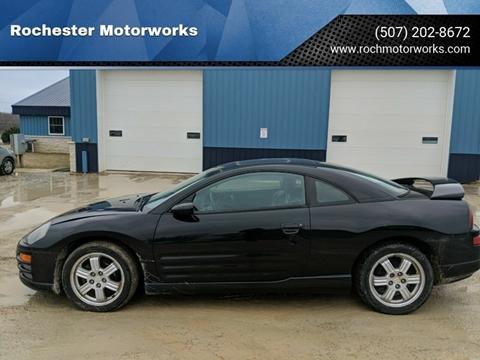 2001 Mitsubishi Eclipse for sale in Rochester, MN