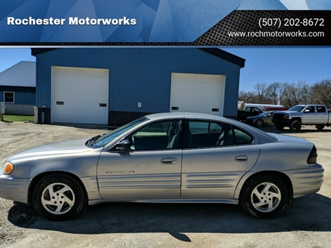 2000 Pontiac Grand Am for sale in Rochester, MN