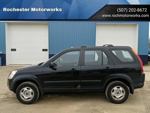 2002 Honda CR-V for sale in Rochester, MN