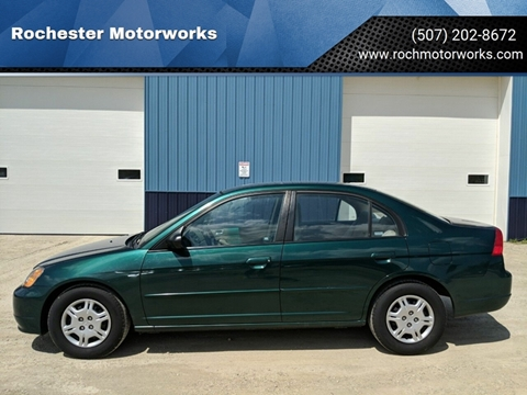 2002 Honda Civic for sale in Rochester, MN