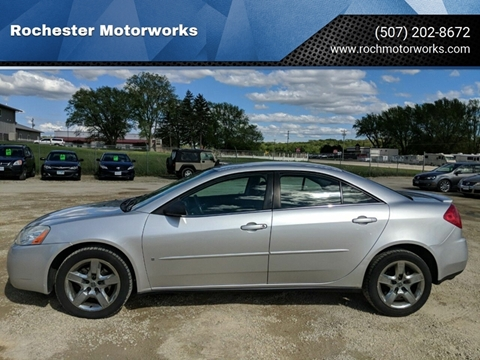 2009 Pontiac G6 for sale in Rochester, MN