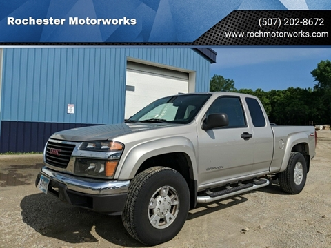 2005 GMC Canyon for sale in Rochester, MN