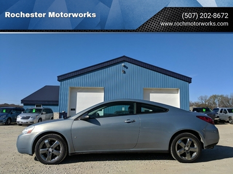 2007 Pontiac G6 for sale in Rochester, MN