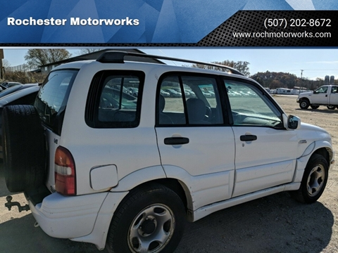1999 Suzuki Grand Vitara for sale in Rochester, MN