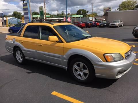 2003 Subaru Baja for sale in Appleton, WI