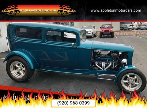 1932 Ford Model A DUECE 350 CI HOT ROD