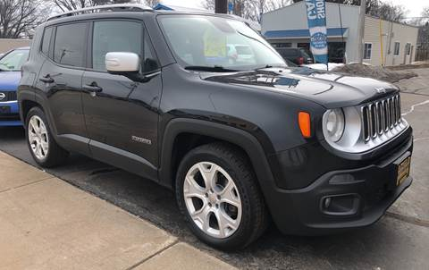 2015 Jeep Renegade for sale in Appleton, WI