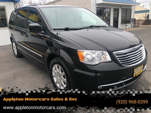 2014 Chrysler Town and Country for sale at Appleton Motorcars Sales & Service in Appleton WI