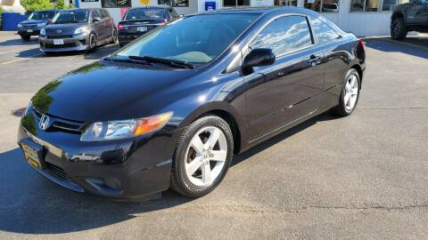 2006 Honda Civic for sale at Appleton Motorcars Sales & Service in Appleton WI