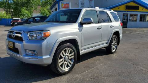 2011 Toyota 4Runner for sale at Appleton Motorcars Sales & Service in Appleton WI