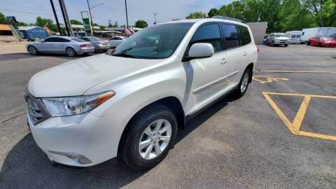 2011 Toyota Highlander for sale at Appleton Motorcars Sales & Svc in Appleton WI