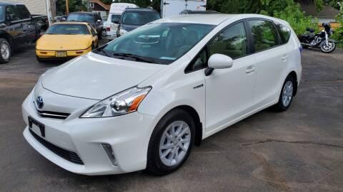2012 Toyota Prius v for sale at Appleton Motorcars Sales & Service in Appleton WI