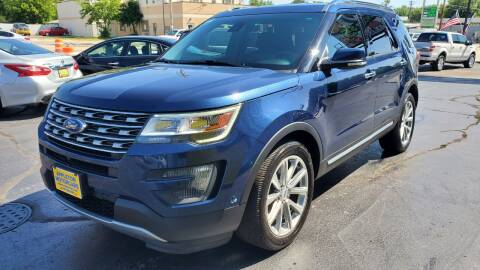 2016 Ford Explorer for sale at Appleton Motorcars Sales & Service in Appleton WI