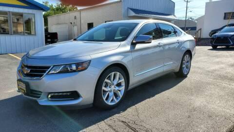 2017 Chevrolet Impala for sale at Appleton Motorcars Sales & Service in Appleton WI