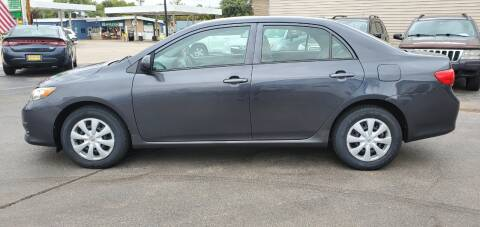 2009 Toyota Corolla for sale at Appleton Motorcars Sales & Svc in Appleton WI