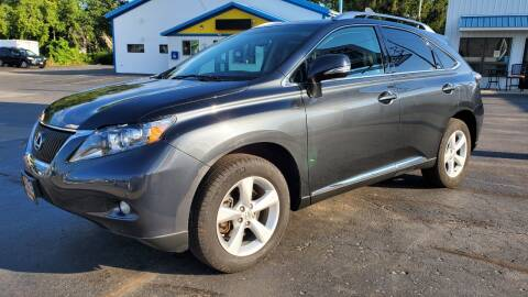 2010 Lexus RX 350 for sale at Appleton Motorcars Sales & Service in Appleton WI