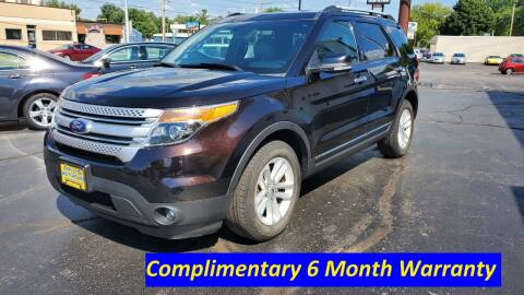 2013 Ford Explorer for sale at Appleton Motorcars Sales & Service in Appleton WI