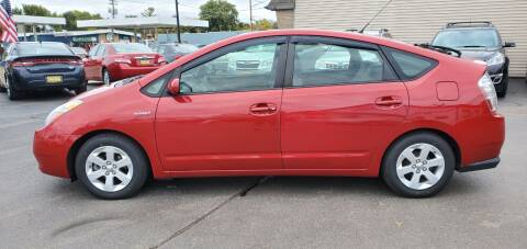 2007 Toyota Prius for sale at Appleton Motorcars Sales & Svc in Appleton WI