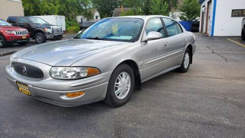 2004 Buick LeSabre for sale at Appleton Motorcars Sales & Service in Appleton WI