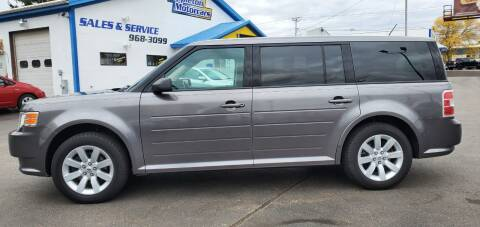 2009 Ford Flex for sale at Appleton Motorcars Sales & Service in Appleton WI