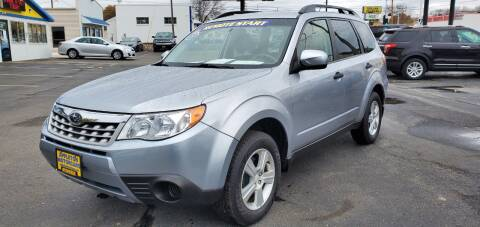2012 Subaru Forester for sale at Appleton Motorcars Sales & Service in Appleton WI