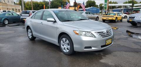 2009 Toyota Camry for sale at Appleton Motorcars Sales & Svc in Appleton WI