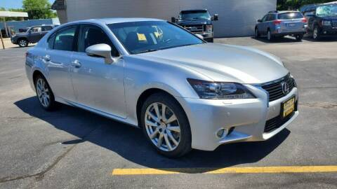 2013 Lexus GS 350 for sale at Appleton Motorcars Sales & Service in Appleton WI