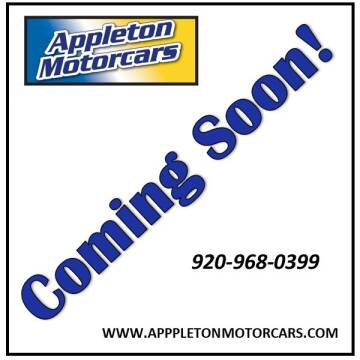 2011 Chrysler Town and Country for sale at Appleton Motorcars Sales & Service in Appleton WI