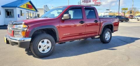 2004 Chevrolet Colorado for sale at Appleton Motorcars Sales & Service in Appleton WI