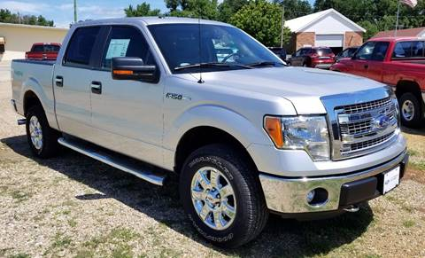 2014 Ford F-150 for sale in Union, IA